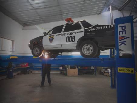 Ремонт автомобиля на СТО Престиж