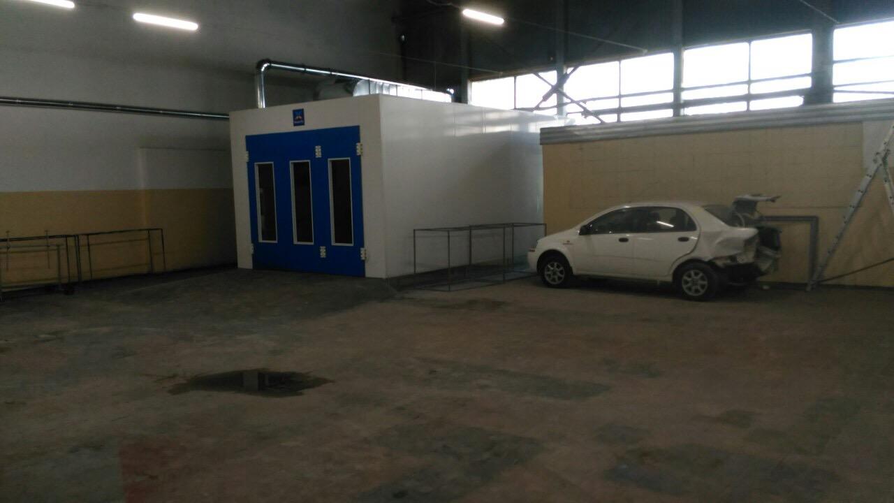 Малярно кузовной комплекс на Дальницкой