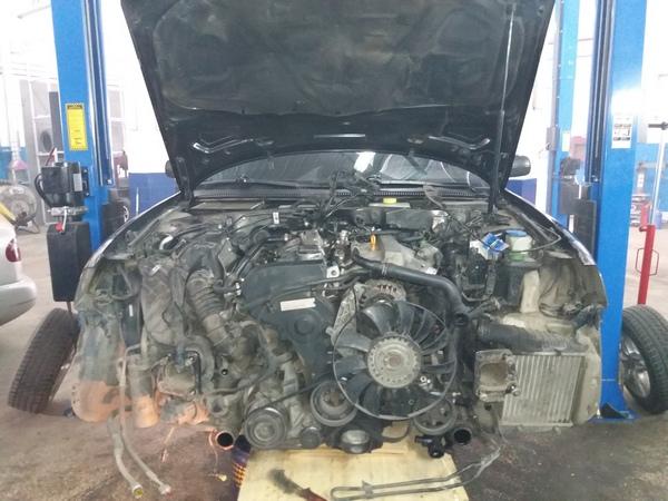 Ремонт двигателей в СТО Престиж Одесса