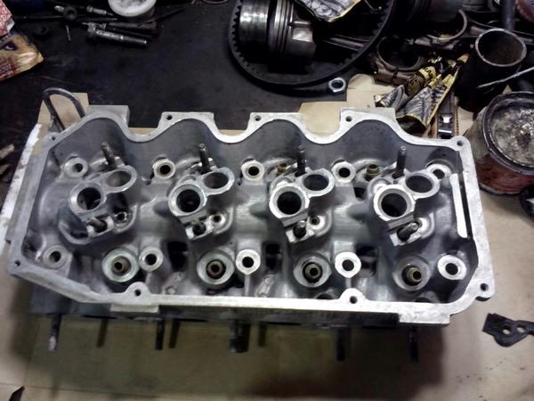 Услуга по ремонту двигателя