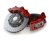 Проточка тормозных дисков на СТО Престиж без демонтажа