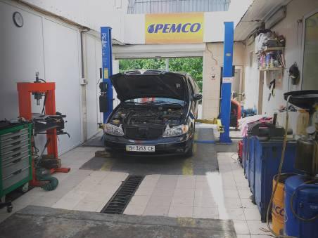 Комлексный спектр услуг по уходу за автомобилем - СТО Престиж